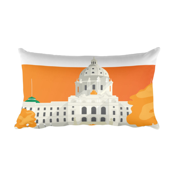 St. Paul Pillow Autumn