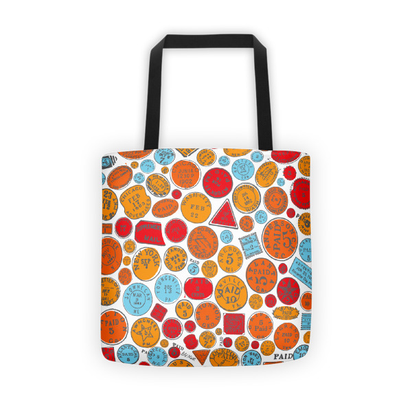 Postage Bold Tote
