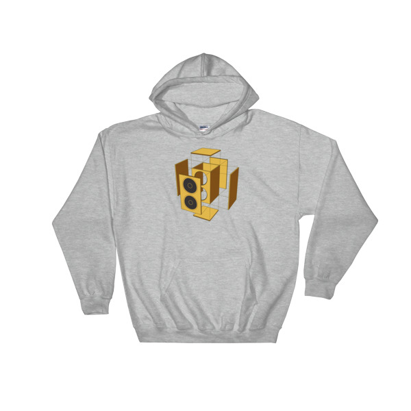 Stereo Assembly Hoodie