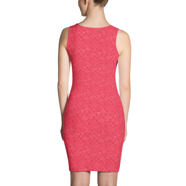 Bandana Bold Pattern Dress