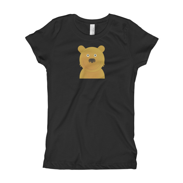 Bear Tee Girls