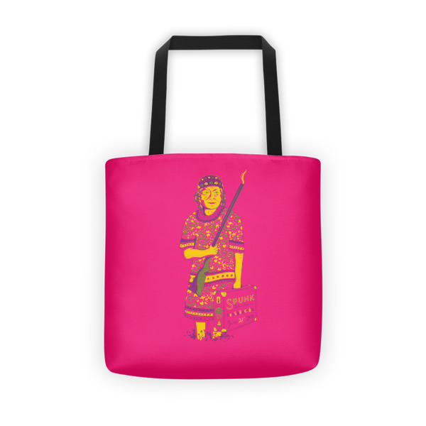 Mavis Get Your Gun Tote