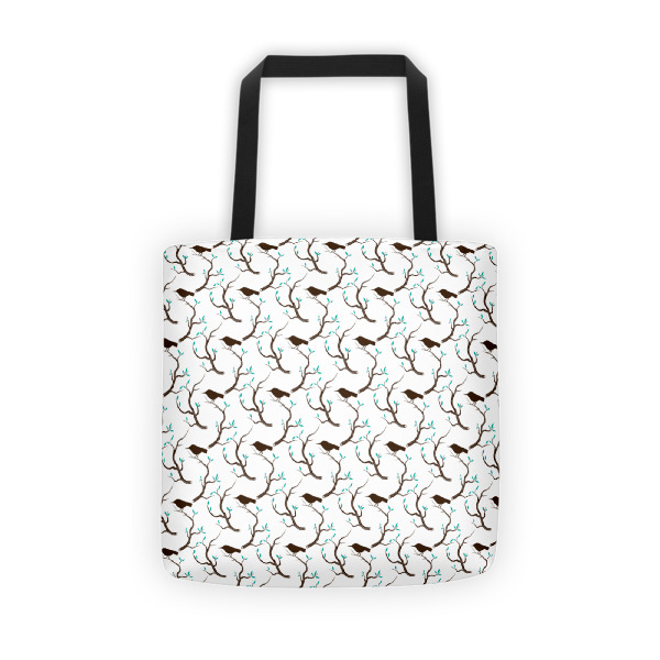 Birds & Branches Tote