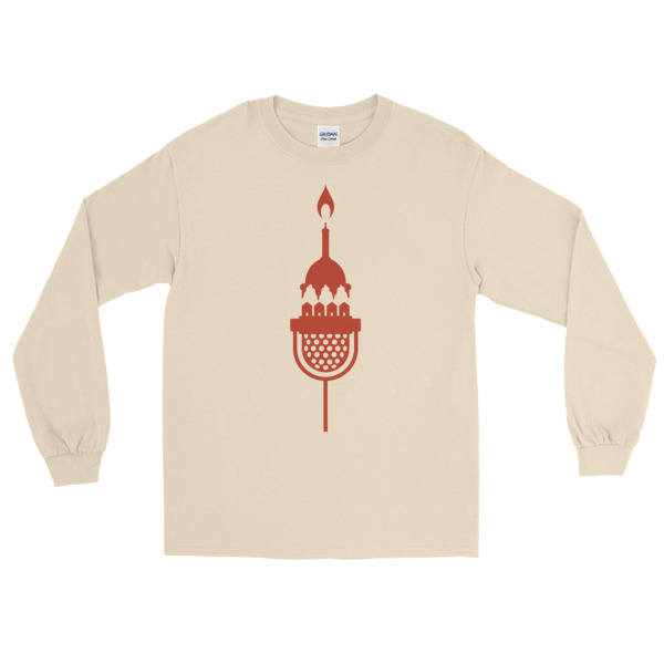 St. Paul Microphone Shirt Longsleeve