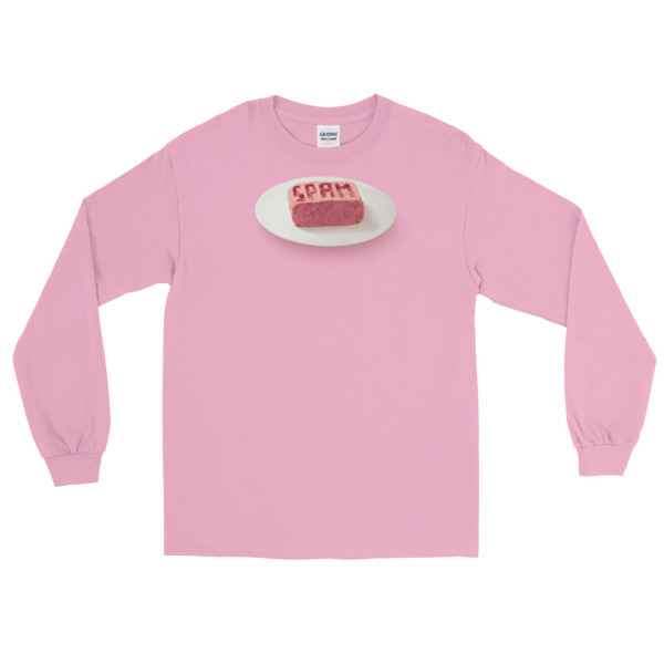 Spam Shirt Longsleeve
