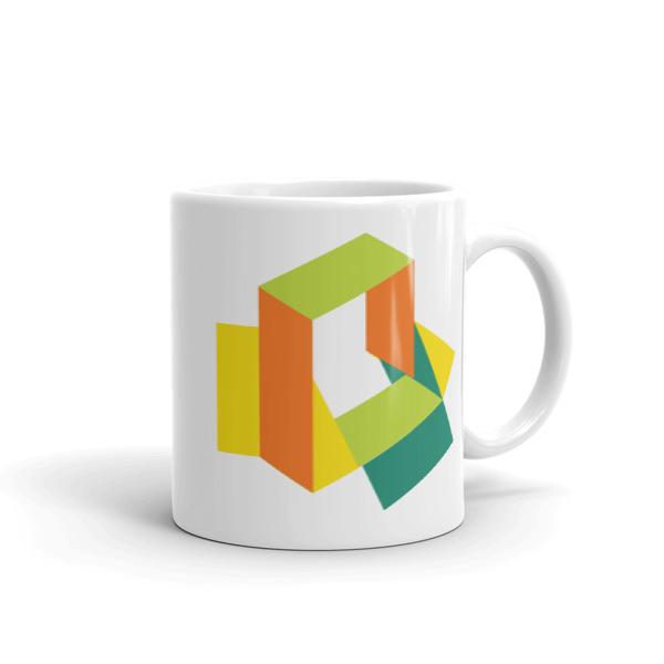 Parallelogram Mug