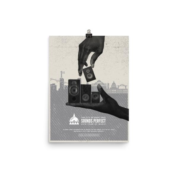 Speaker Construction Poster