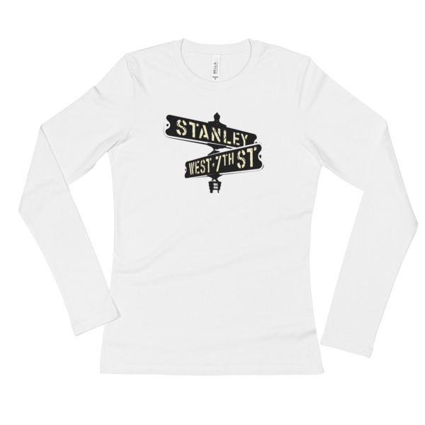 Old Time Hockey Shirt Longsleeve Women Stanley & 7th