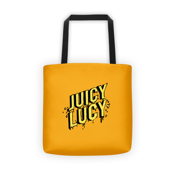 Juicy Lucy Tote Wordmark