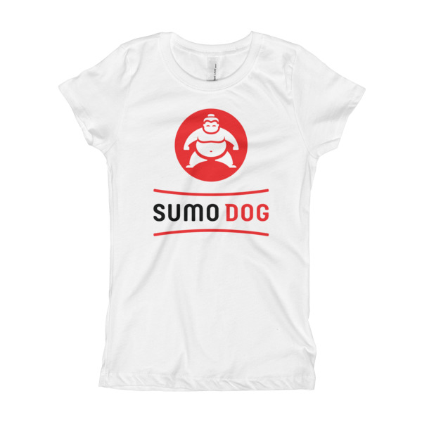 Sumo Dog Tee Girls