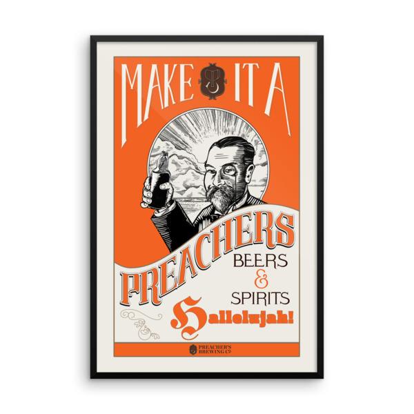 Framed Matte Posters