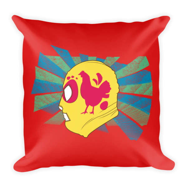 El Gallo Pillow
