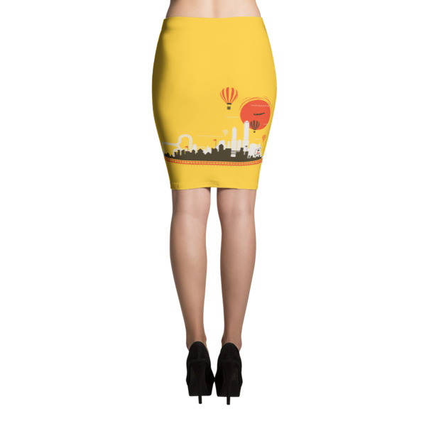 Farm to City Skirt