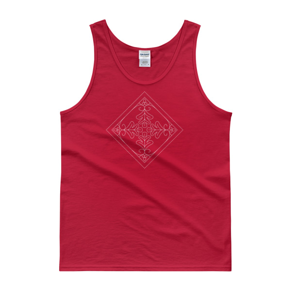Bandana Leaves Tank