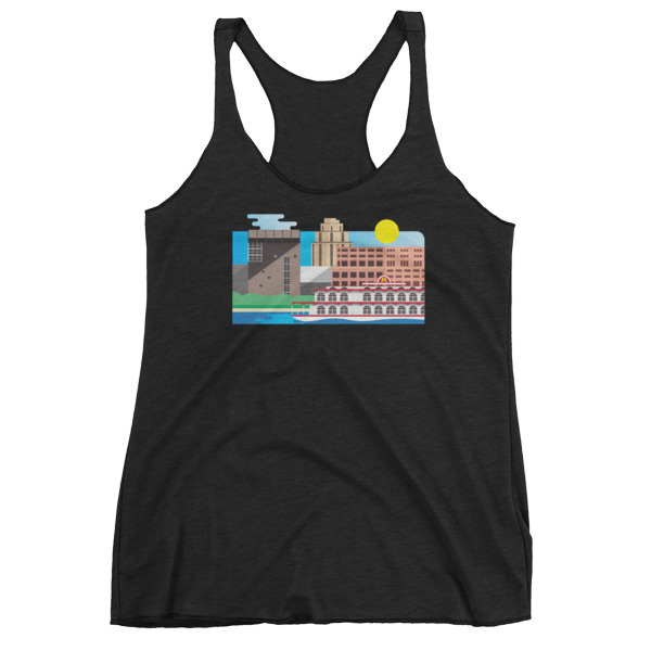 St. Paul Tank Women Summer