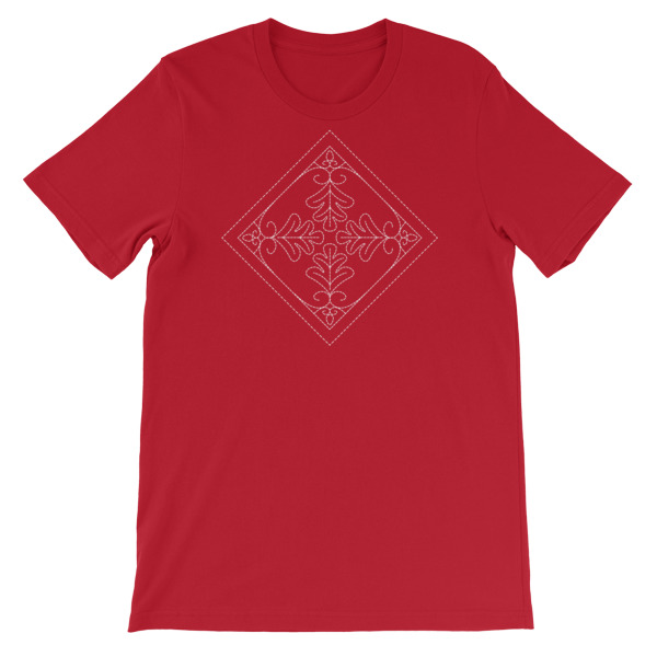 Bandana Leaves Tee