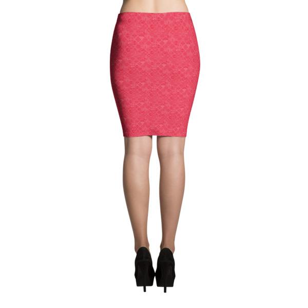 Bandana Bold Pattern Skirt