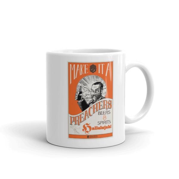 Preachers Mug
