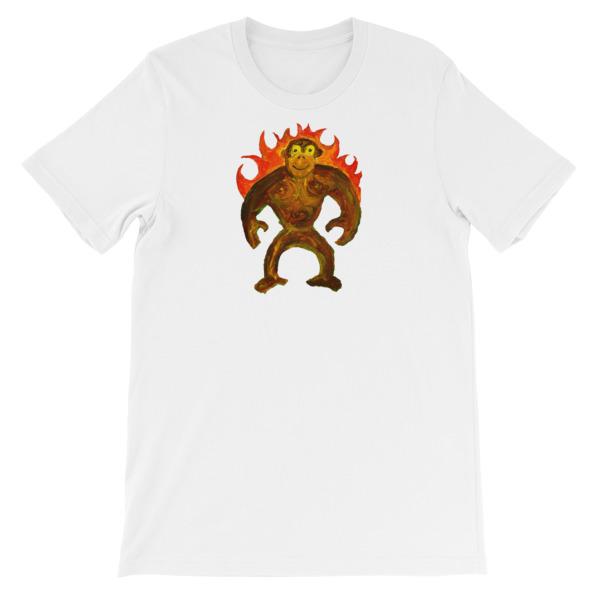 Heat Gorilla Tee