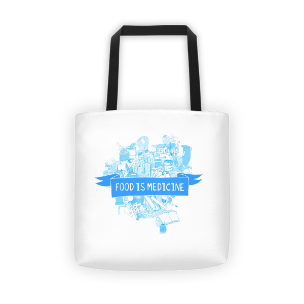 Food is Medicine Tote