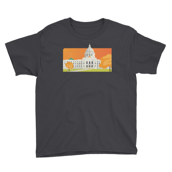 St. Paul Tee Youth Autumn