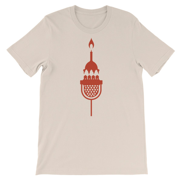St. Paul Microphone Tee