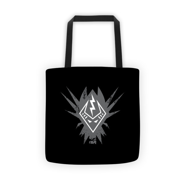 Hell's Thunder Tote