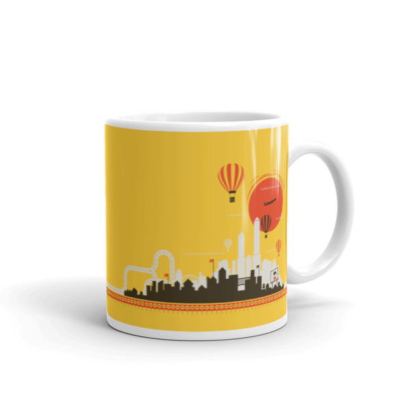 Farm to City Mug