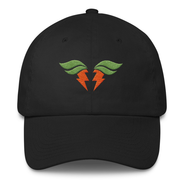 Carrot Bolt Hat