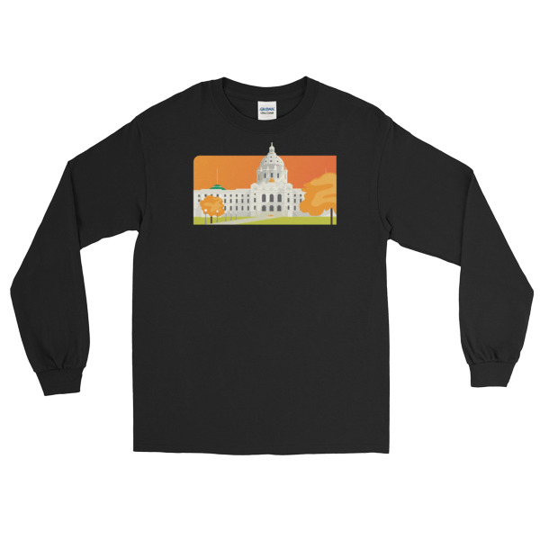 St. Paul Shirt Longsleeve Autumn