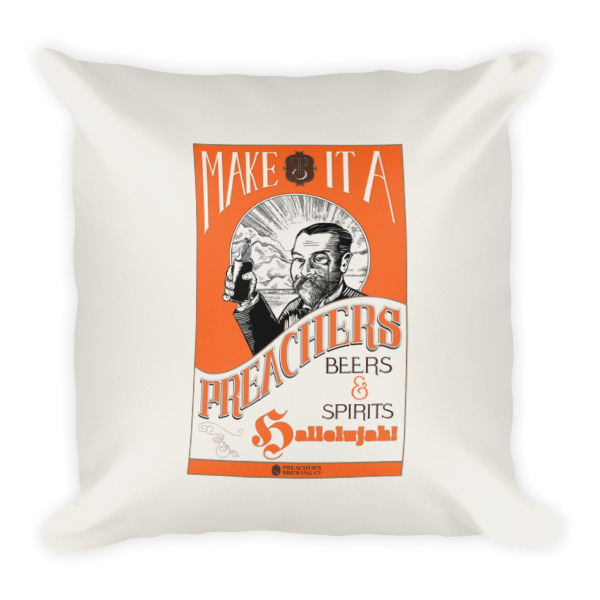 Preachers Pillow