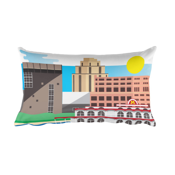 St. Paul Pillow Summer