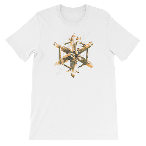 Crystal Flake Tee