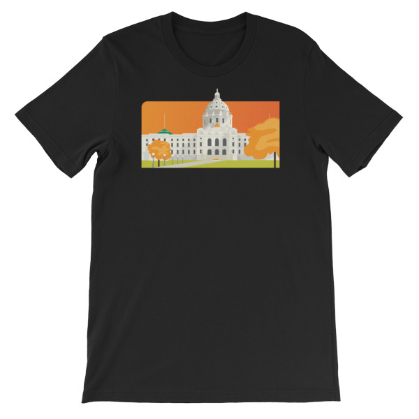 St. Paul Tee Autumn