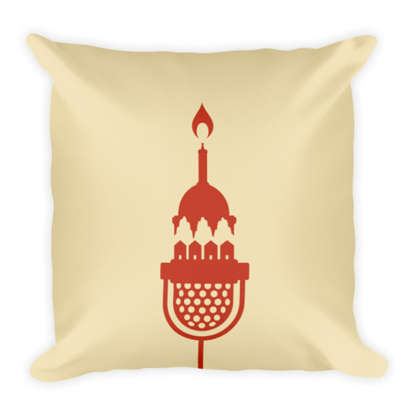 St. Paul Microphone Pillow
