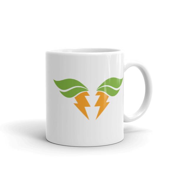 Carrot Bolt Mug
