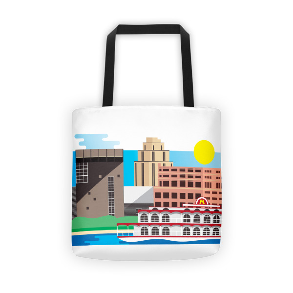 St. Paul Tote Summer