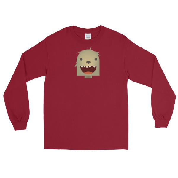 Sasquatch Shirt Longsleeve