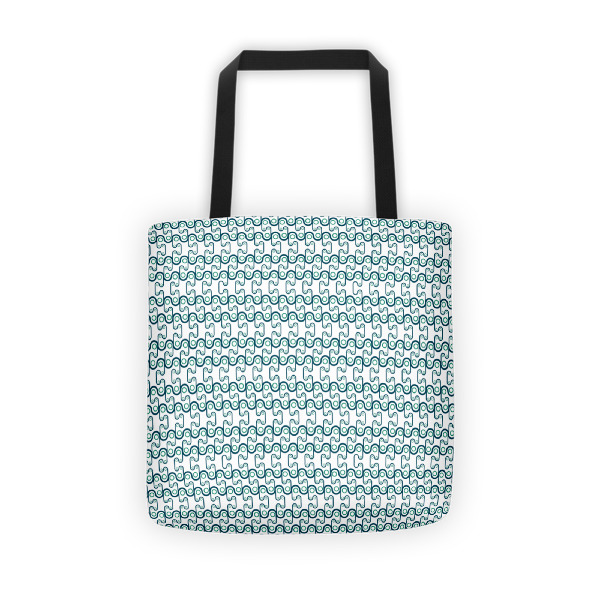 Squiggles Tote