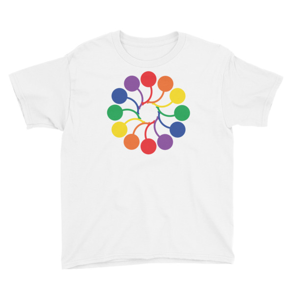 I Cherry MPLS Pride Tee Youth