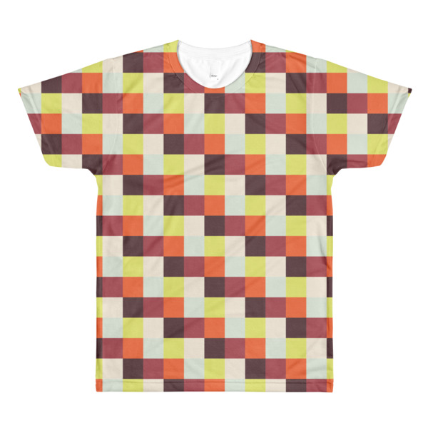 Patterns in the Park Tee