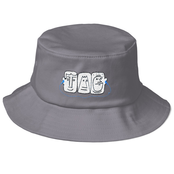 Listen Dude Bucket Hat