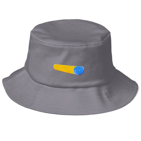 Foam Fun Bucket Hat Suction Dart