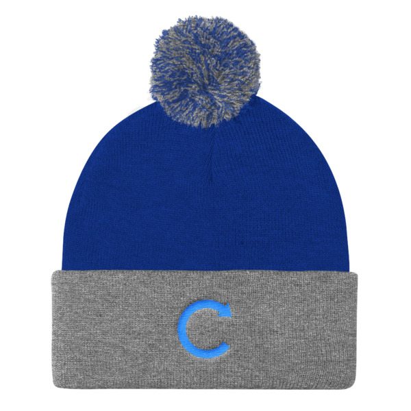 Replace Everything Beanie Pom Pom