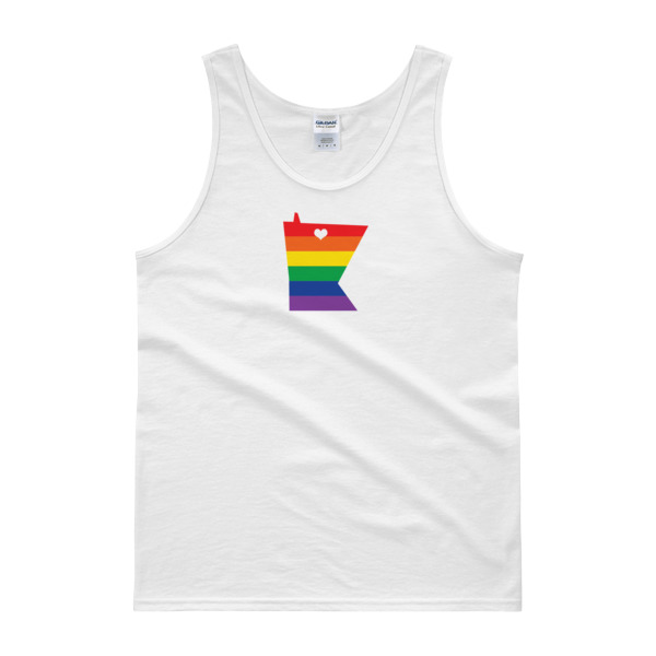 Equal Equals Love Pride Men's Tank