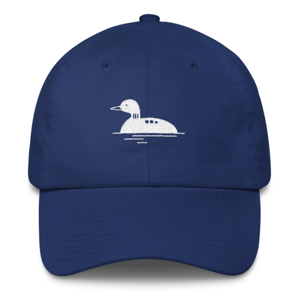 Nokomis Loon Buckle Hat