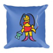 Kelli Smoker Pillow