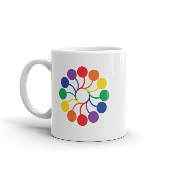 I Cherry MPLS Pride Mug