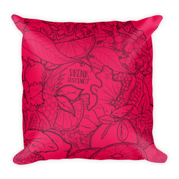 Joia Pillow Pomegranate