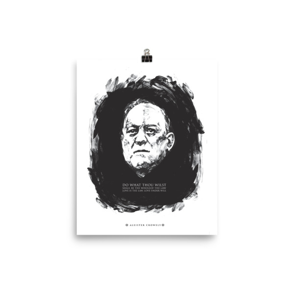 Crowley Poster